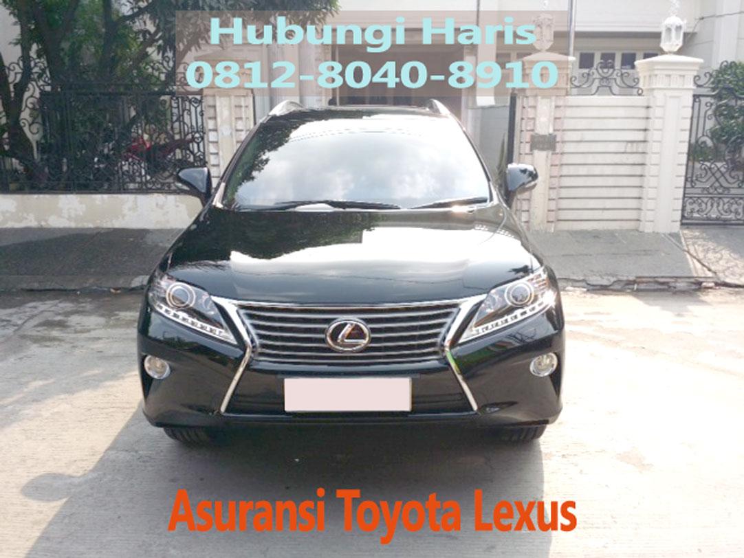 Asuransi Mobil Toyota Lexus